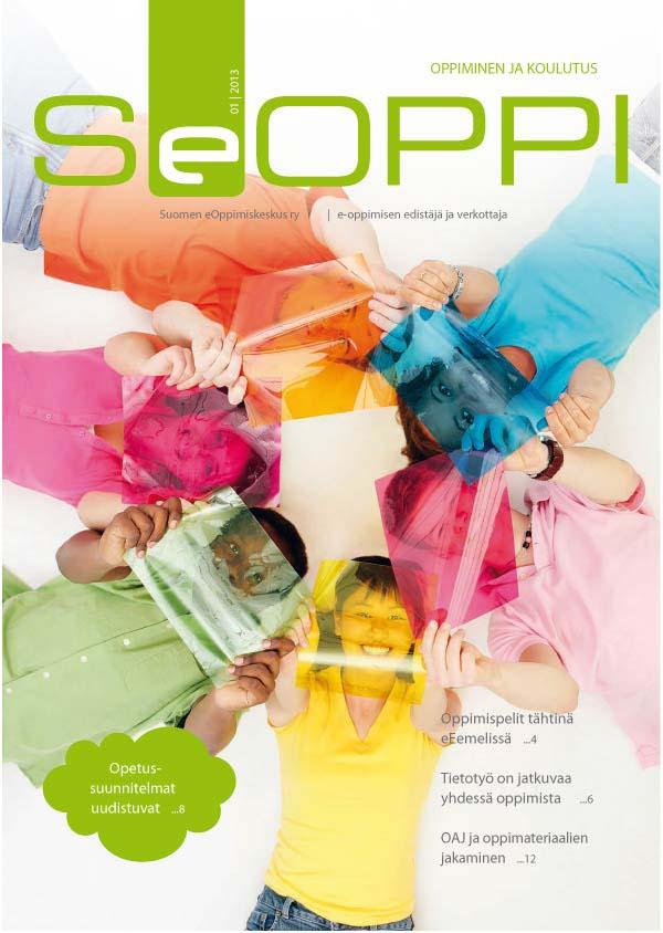 SeOppi-lehti 113 kansi
