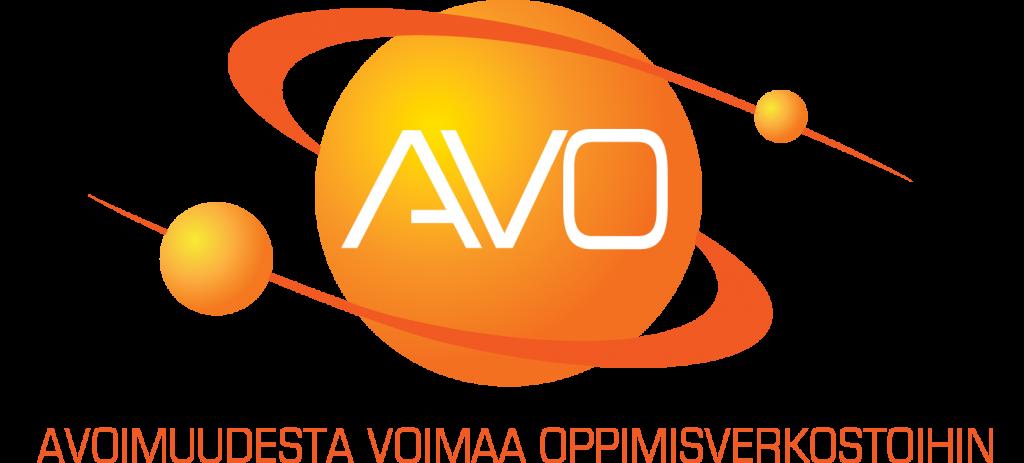 Avoimuudesta voimaa oppimisverkostoihin -hankkeen logo