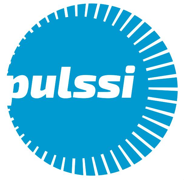 Pulssi-hankkeen logo