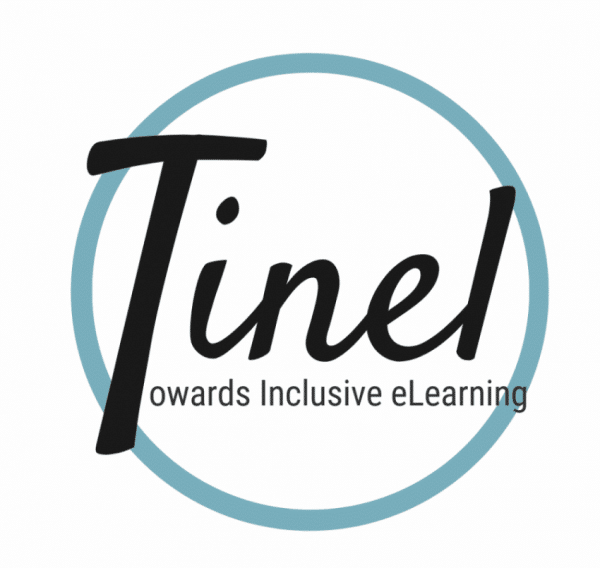 Logo Tinel Towards Inclusive eLearning