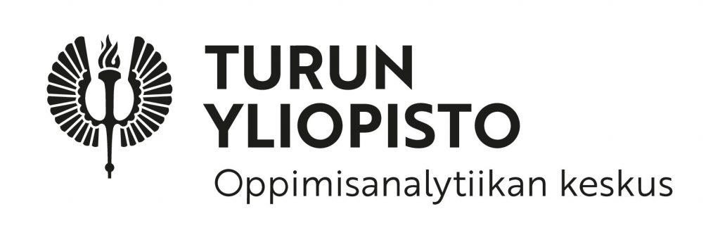Turun yliopiston Oppimisanalytiikan keskuksen logo