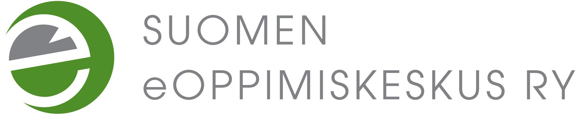 Suomen eOppimiskeskus ry:n logo