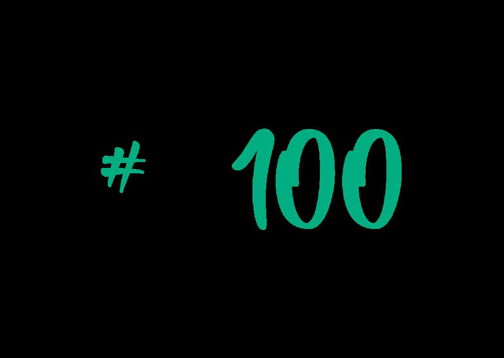 Teksti #etä100